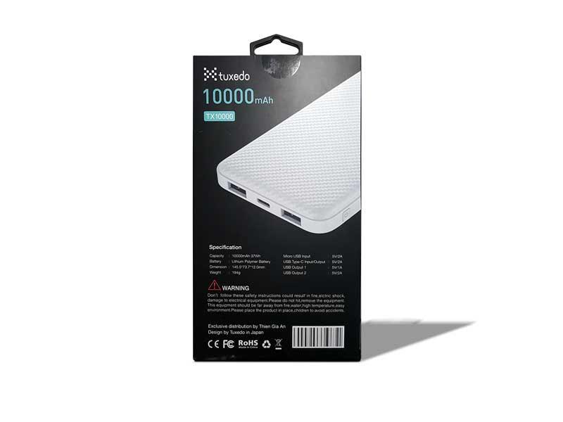 Tuxedo TX 1000 03
