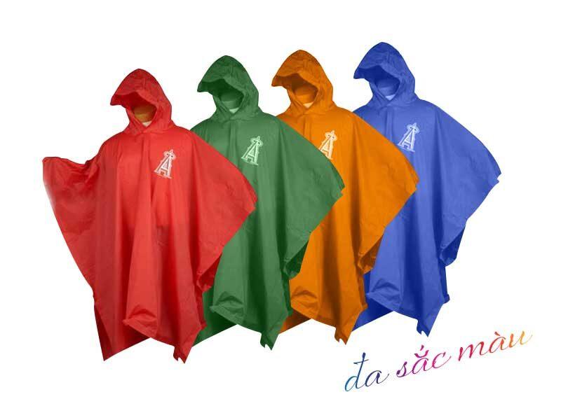 áo mưa in logo