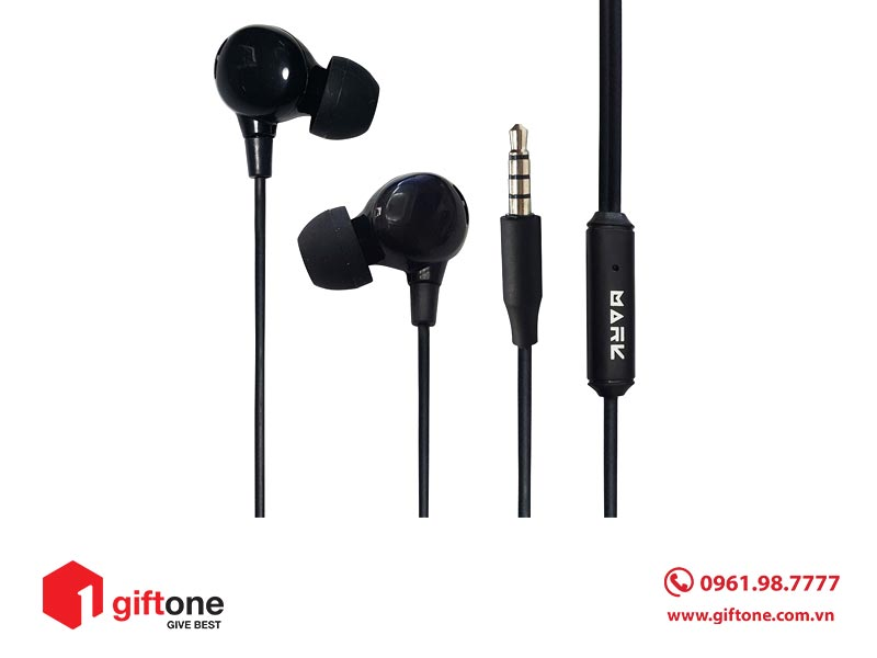 Tai nghe in ear mark r6 02